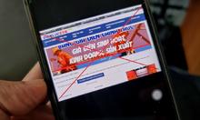 Website, điện thoại mạo danh điện lực lừa tiền người dùng